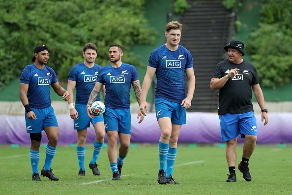 All Blacks team named, as RWC rest days apply new pressures
