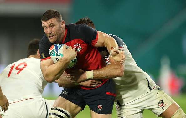 Second win for England Rugby ahead of key Argentina clash