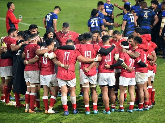 Tonga Rugby World Cup performance tough to Predict