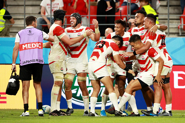 Reasons why Japan Brave Blossoms are RWC favorites