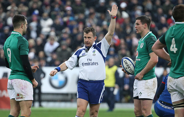 RWC Quarterfinals referee selection should not influence outcome