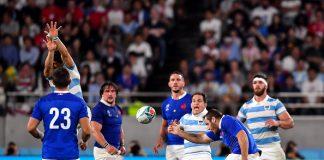 Rugby World Cup Drop Goals a Symptom of Pressure