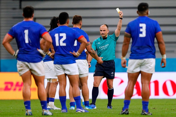 In Defence of Rugby World Cup Referees