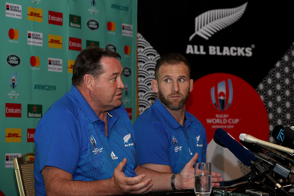 Could the All Blacks management be nervous