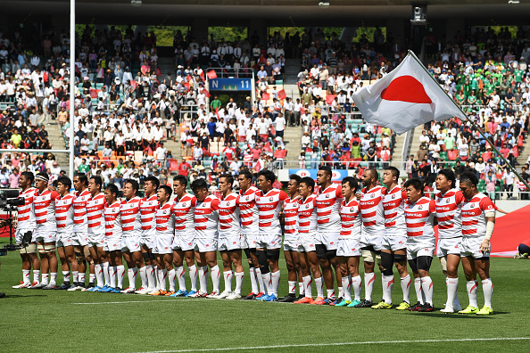 Could there be an 'Eight Nations' including Fiji and Japan?
