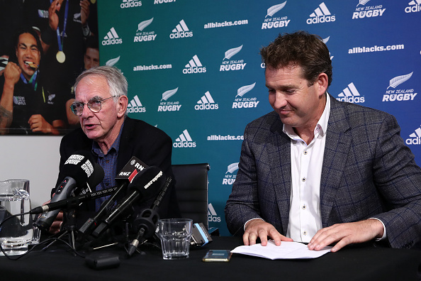 Potential new All Blacks Coach selection process underway