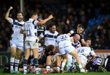 "Exeter Chiefs Disappointed ""mental meltdown"" against Bristol Bears"
