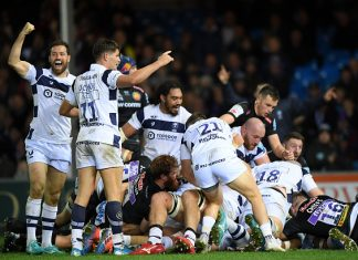 """Exeter Chiefs Disappointed """"mental meltdown"""" against Bristol Bears"""