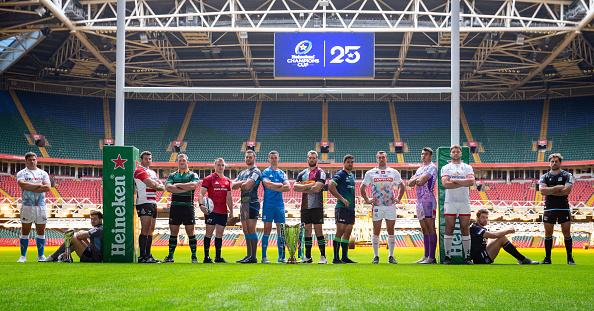 European Champions Cup Pool 2 In Focus