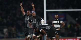 Fiji Rugby ends year with win over Barbarians 33-31