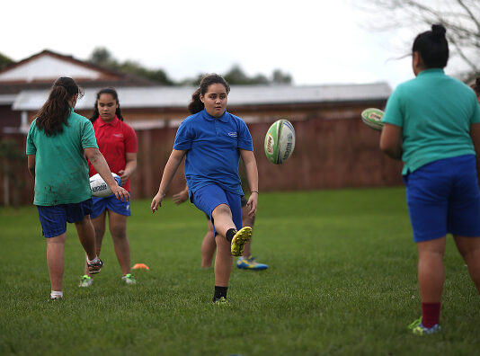 Club rugby and Secondary School Game On initiative to be introduced