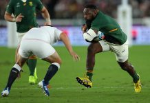 'Beast' Tendai Mtawarira retires with a Golden Glow