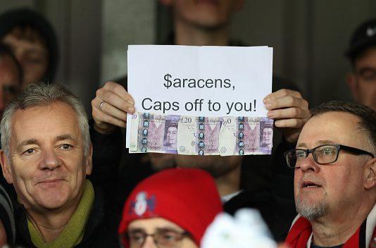 Saracens salary cap