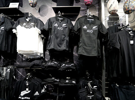The All Blacks brand, and Global Capitalization