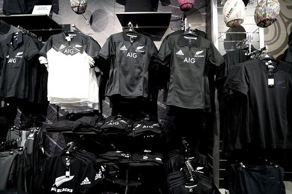 The All Blacks brand, and Global Capitalization