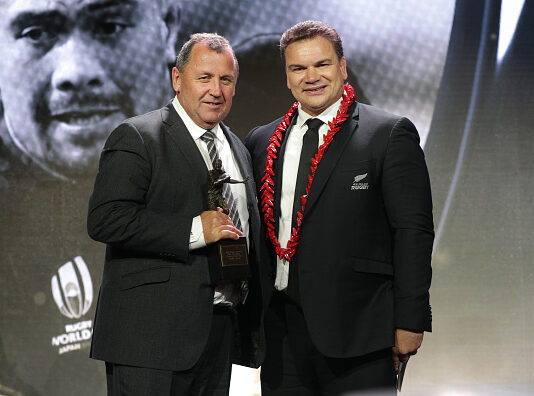 Big week in New Zealand Rugby; new head coach and ASB Rugby Awards