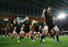 Pressure of 2020 All Blacks season set in stone
