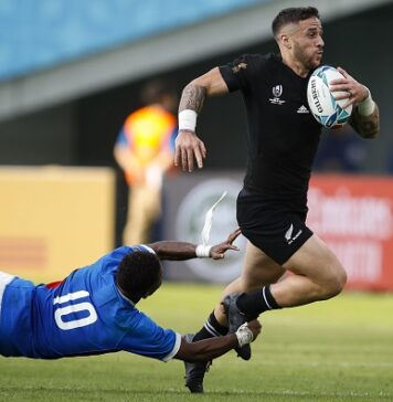 'Simply the Best' - 2019 Rugby World Cup try scoring highlights