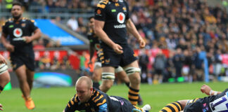 Dan Robson on his comeback from illness, and England Rugby ambitions