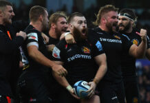 "Exeter Chiefs ""where we want to be"" According to Rob Baxter"