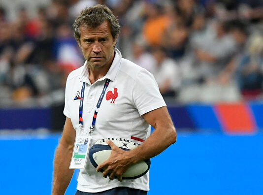Fabien Galthié brings fresh French Rugby flair in 2020 squad