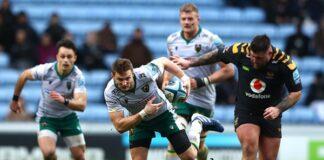 Northampton Saints defeat Wasps