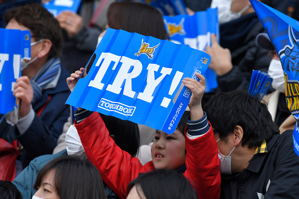 Sunwolves and Japan Top League attendance setting new standard