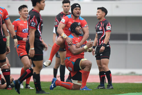 Sunwolves and Japan Top League attendance setting new standard
