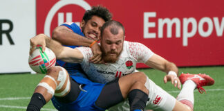 There is still Rugby Sevens to play; HSBC Canada 7s