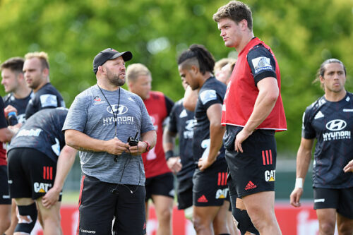 Rugby coaching via remote device