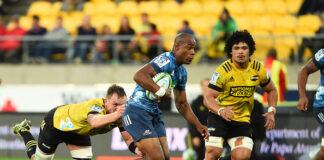 Hurricanes discipline hands Blues crucial away derby win