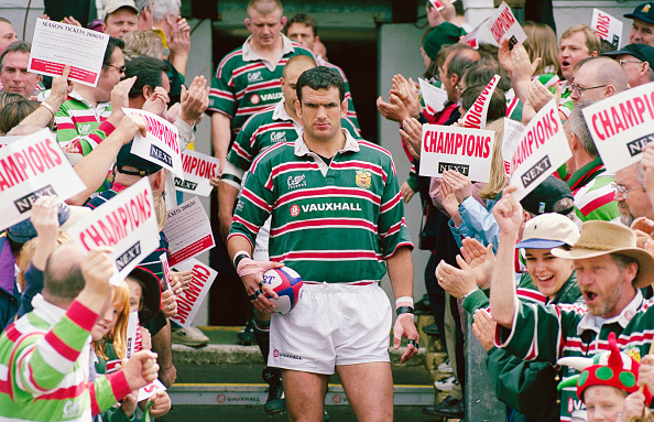 Leicester Tigers – England's Greatest Sides 1997-2002