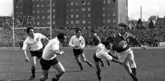 The Greatest Amateur XV as voted by the public