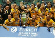 Wasps 2001-2008 – England's Greatest Sides