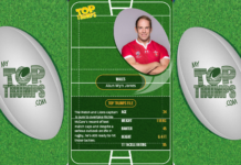 rugby union Top Trumps