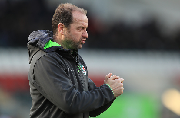 Leicester Tigers Taking Steps Forward
