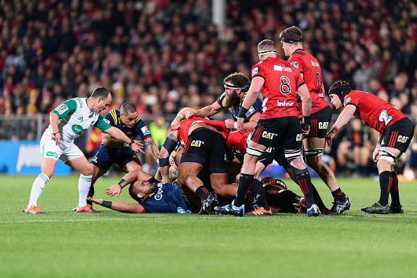 Strategic Breakdown Law variations used by Super Rugby Aotearoa