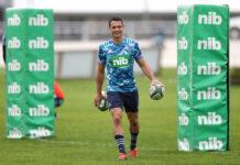 Strange in Blue; Dan Carter super-utility rugby signing