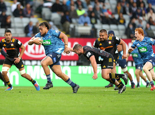 Delighted Blues Super Rugby fans back in winning mood