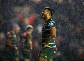 Manu Tuilagi and others released by Leicester Tigers
