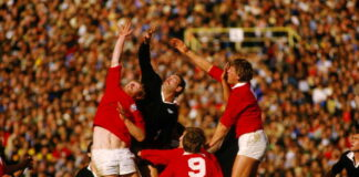 Andy Haden; the Headstrong All Black