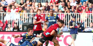 Could it be; Crusaders seal title against Highlanders at home?