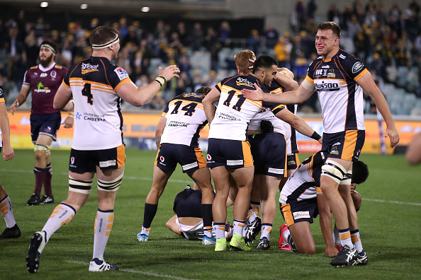ACT Brumbies win Super Rugby Australia, over Queensland Reds
