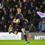 Duhan van der Merwe excited about Scotland - and Lions - prospects