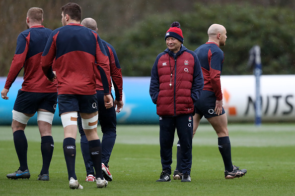 England squad options for International rugby restart