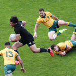 A new star found, as All Blacks win comfortably at Eden Park