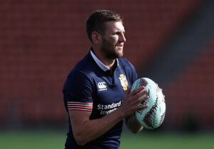 British and Irish Lions watch - Finn Russell is back