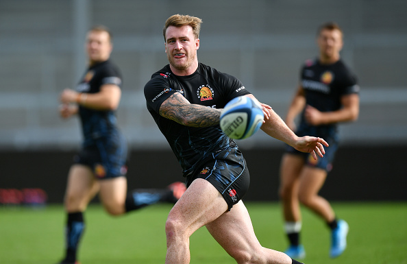 "Stuart Hogg Exeter ""are in a perfect position"" ahead of Final"