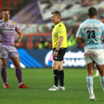 Nigel Owens added his 'two pence worth' in Champions Cup final