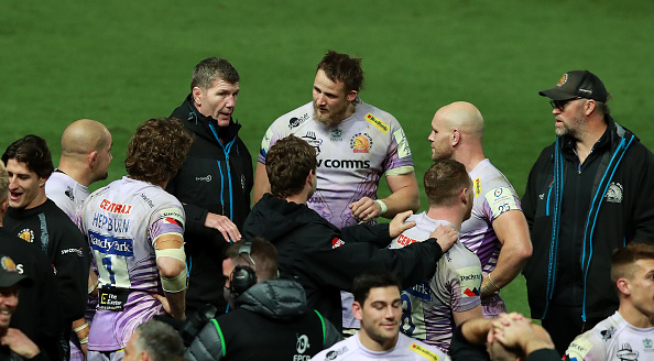 Covid sacrifices make an Exeter title win greater according to Baxter